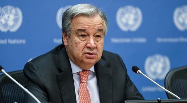 Guterres Çin'i eleştirdiği iddialarını reddetti