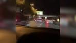 İstanbul trafiğinde zikzak yaparak terör estiren maganda yakalandı