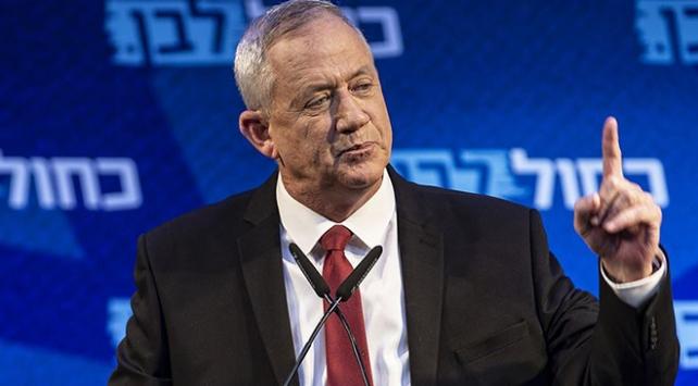 Gantzdan Netanyahunun koalisyon çağrısına şartlı destek