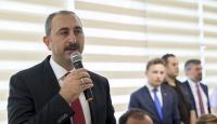 Adalet Bakanı Gül: Sözleşmelilerin kadroya geçmesi için çabalarımızı sürdüreceğiz