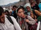 Yunanistan'da göçmenlere operasyon