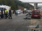 Beykoz'da zincirleme kaza: 1 ölü 2 yaralı