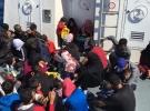 Balıkesir'de 134 düzensiz göçmen yakalandı