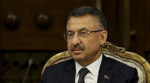 Cumhurbaşkanı Yardımcısı Oktay: Doğu Akdenizde barış ve istikrardan yana duruşumuzu sürdüreceğiz