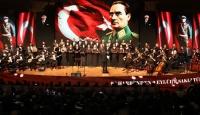 Gaziler Günü'nde saklı türküler seslendirildi