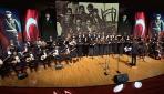 Gaziler Gününde saklı türküler seslendirildi