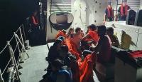 İzmir'de 251 düzensiz göçmen yakalandı