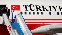 Cumhurbaşkanı Erdoğan, bugün ABD'ye gidecek