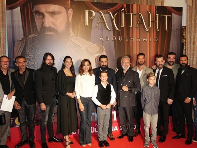 """""""Payitaht Abdülhamid"""" yeni sezonuyla TRT 1de izleyiciyle buluştu"""