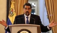 Venezuela Devlet Başkanı Maduro: Muhalefet yaptırımlar konusunda sözünü tutmadı