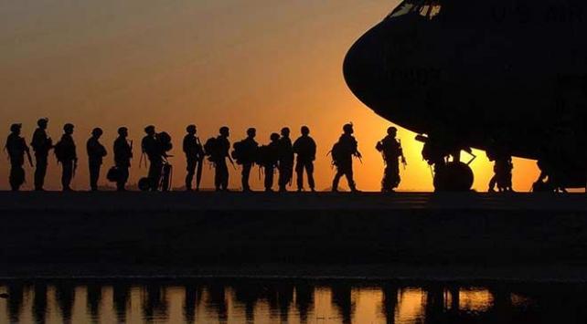 ABDden Körfeze asker sevkiyatı