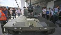 """İnsansız atış platformu """"mini tanka"""" dönüştü"""