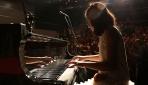 Çocuk piyanistten iklim değişikliğine özel eser