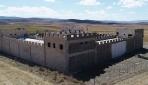 Sivasta kale görünümündeki çiftlik
