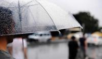 Meteorolojiden Karadeniz kıyıları için yağış uyarısı