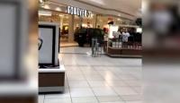 ABD'de cip alışveriş merkezine daldı, 3 kişi yaralandı