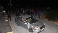 Mersin'de hemzemin geçitte kaza: 4 yaralı