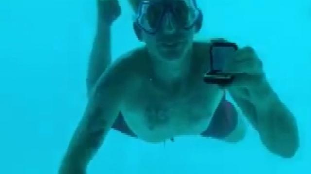 Su altında evlilik teklif ederken boğuldu
