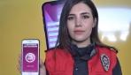 """""""İmdat butonu"""" TEKNOFESTte kadınlara tanıtıldı"""