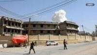 Somali'de askeri üsse intihar saldırısı: 8 ölü