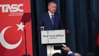 Cumhurbaşkanı Erdoğan: Terör örgütlerini silaha boğanların, dökülen her Müslüman kanında payı var