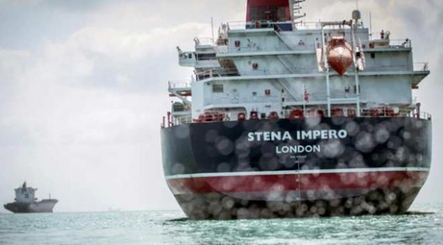 İran, İngiltereye ait petrol tankerini yakında bırakacak