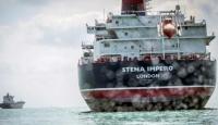 İran, İngiltere'ye ait petrol tankerini yakında bırakacak