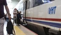 Ankara-Sivas Yüksek Hızlı Tren hattının yüzde 95'i tamamlandı