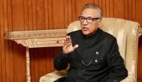 Pakistan Cumhurbaşkanı Alvi: Hindistan savaş açarsa Pakistan bu savaşa girer