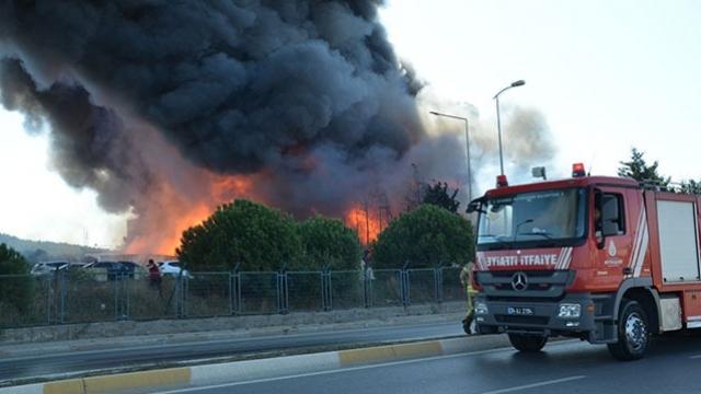 İstanbul'da 2019'un ilk sekiz ayında 15 bin 162 yangın çıktı