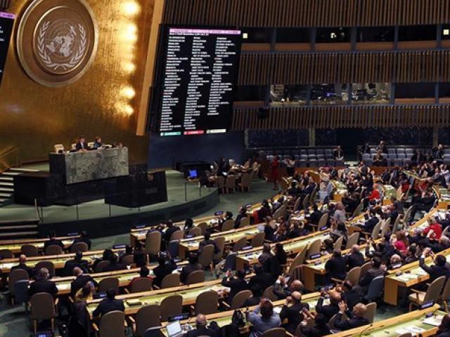 BM Genel Kurulu'nda gündem yoğun