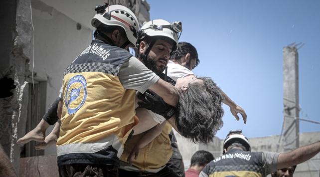 Suriye İnsan Hakları Ağı: ABD öncülüğündeki koalisyon Suriyede 3 binden fazla sivili öldürdü