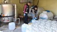 İstanbul'da 5 ton metil alkol ele geçirildi