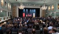 ABD'de yaşayan Türk vatandaşlarla YTB koordinasyonunda buluşma
