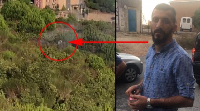 İstanbulda PKK adına orman kundaklayan kişi tutuklandı