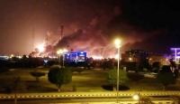 Fransa, Almanya ve İngiltere Aramco saldırısından İran'ı sorumlu tuttu