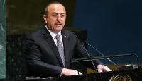 Dışişleri Bakanı Çavuşoğlu'ndan Rum bakana federasyon cevabı