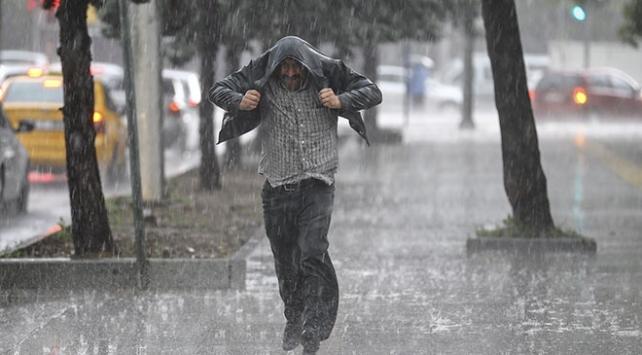 Meteorolojiden uyarı: Çok kuvvetli sağanak geliyor
