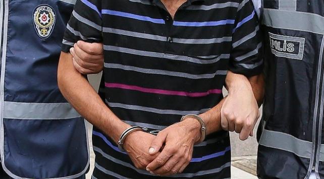 10 yıldır aranan hükümlü, sahte polis kimliğiyle yakalandı