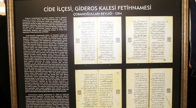 Cidenin 735 yıllık fetihnamesi İranda bulundu