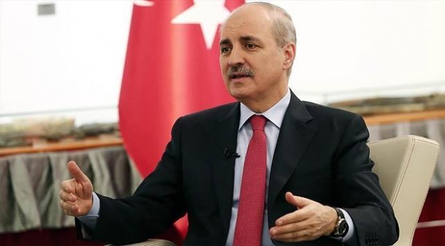 Kurtulmuş: Türkiye IMF defterini kapatmış, kenara atmıştır