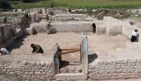 Aizanoi'de Roma hamamı kalıntıları ortaya çıkarıldı