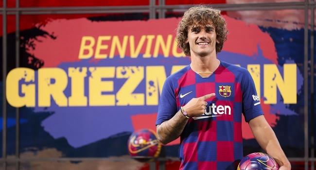 Barcelonaya Griezmann transferinden 300 euro ceza