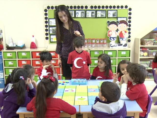 Minik Seğmenlerin Kardeşliği ile okul öncesi eğitime destek
