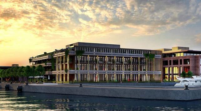 Galataport mart ayında gemi kabul etmeye başlayacak