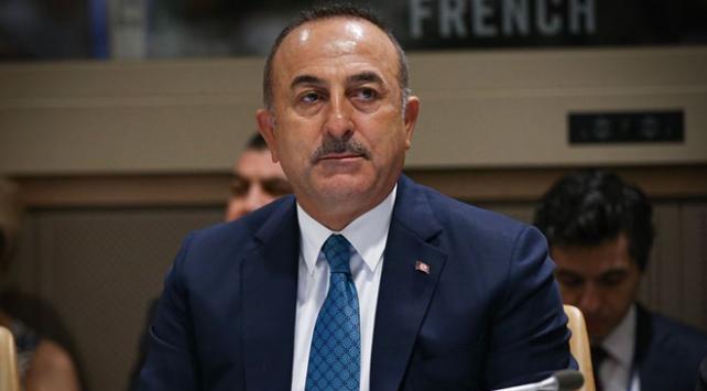 Dışişleri Bakanı Çavuşoğlu: Güvenli bölge konusunda tatmin olmadık