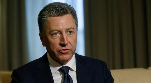 Trumpın Ukrayna Özel Temsilcisi Volker istifa etti