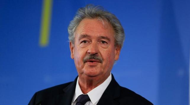 Lüksemburg Dışişleri Bakanı Asselborn: Türkiye ağır bir yük omuzluyor