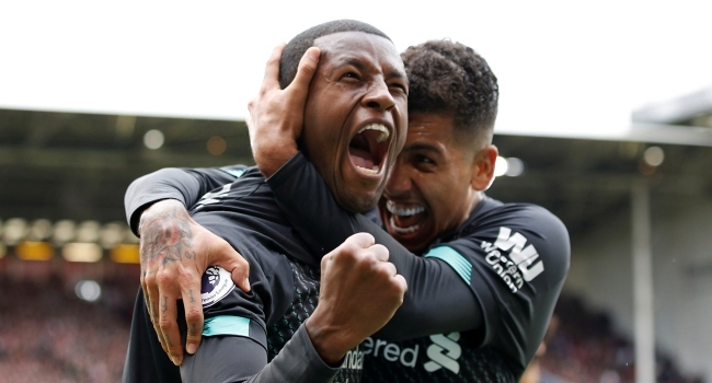 Liverpool 7de 7 yaptı