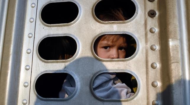 ABDnin kapıları mültecilere kapalı